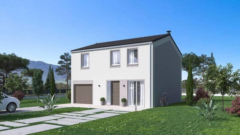 Maison neuve, 120 m² Proje…