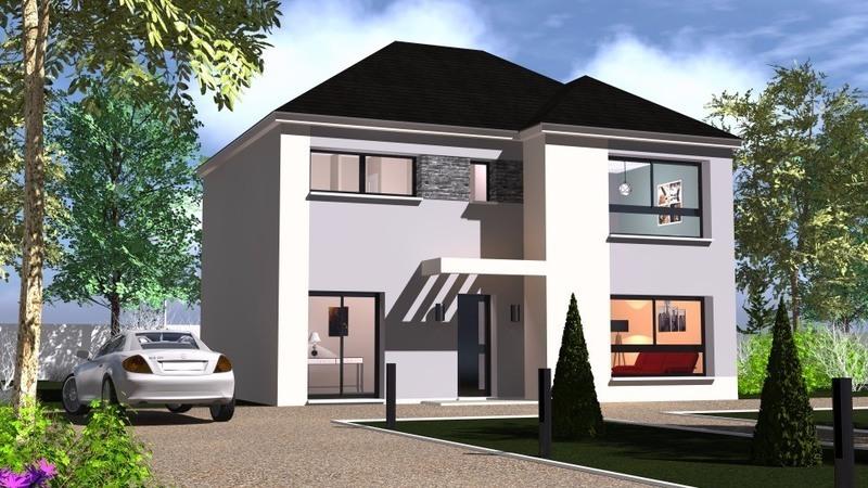 Maison neuve, 110 m² Ce mo…