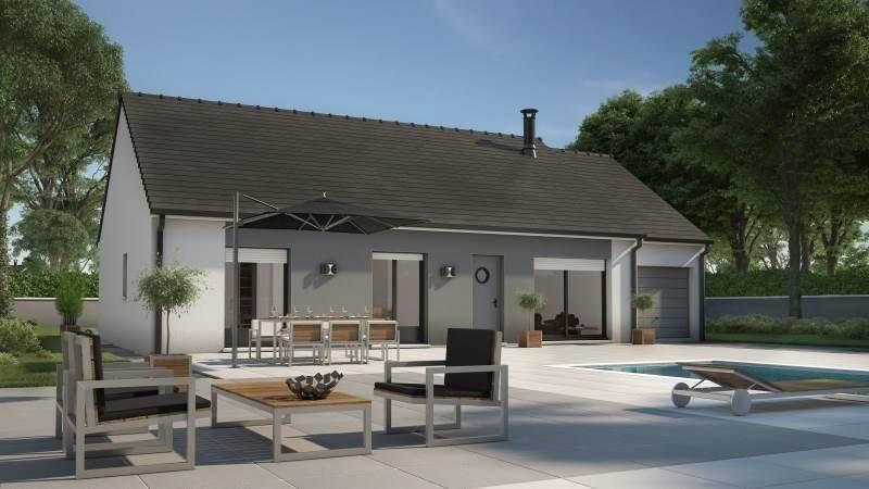 Maison neuve, 73 m² Buthi…