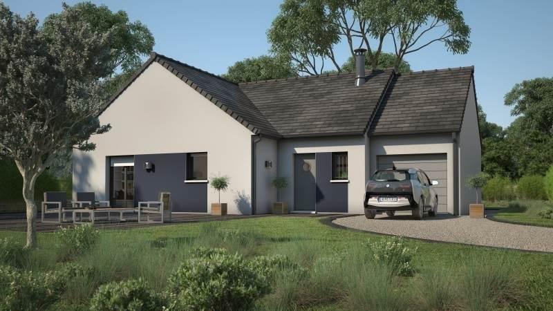 Maison neuve, 90 m² Une m…