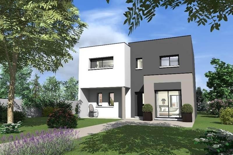 Maison neuve, 129 m² Cette…
