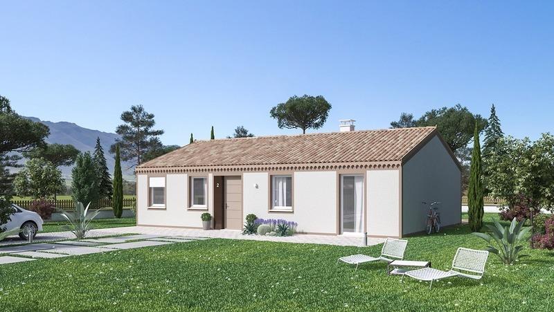 Maison neuve, 99 m² Sur l…