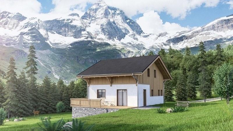 Maison neuve, 91 m² Vous …