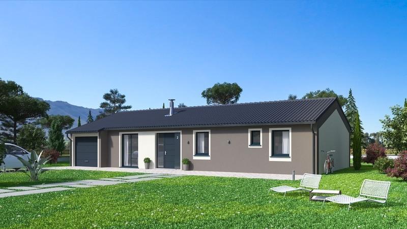 Maison neuve, 122 m² Proje…