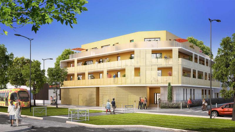 Appartement neuf, 82,09 m² Aux p…