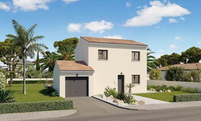Maison neuve, 78 m² À Arl…