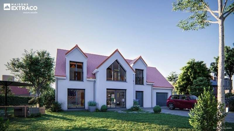 Maison neuve, 160 m² À Por…