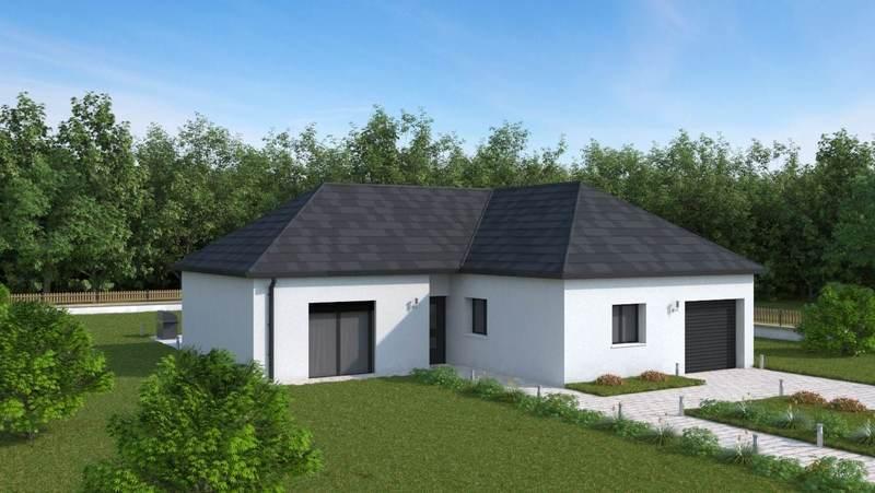 Maison neuve, 92,38 m² Const…