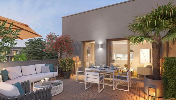 Appartement neuf, 34 m² À Tor…