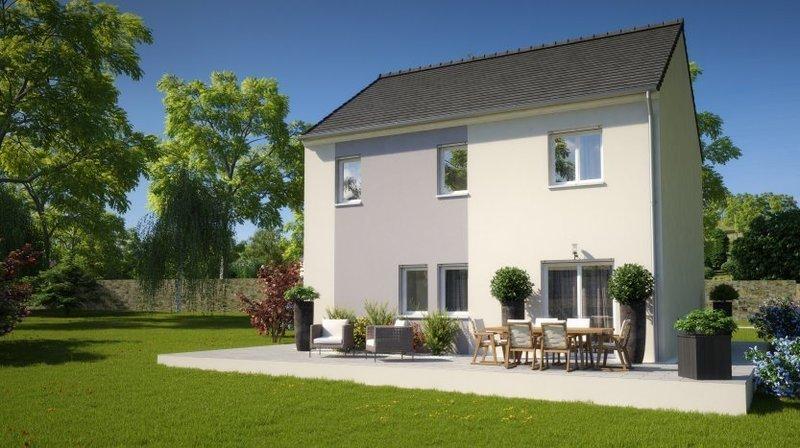 Maison neuve, 95 m² Proje…