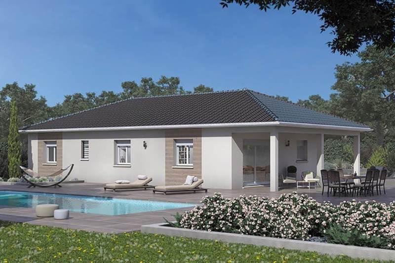 Maison neuve, 100 m² Maiso…