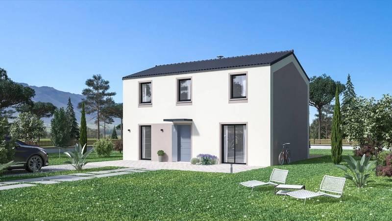 Maison neuve, 131 m² Proje…