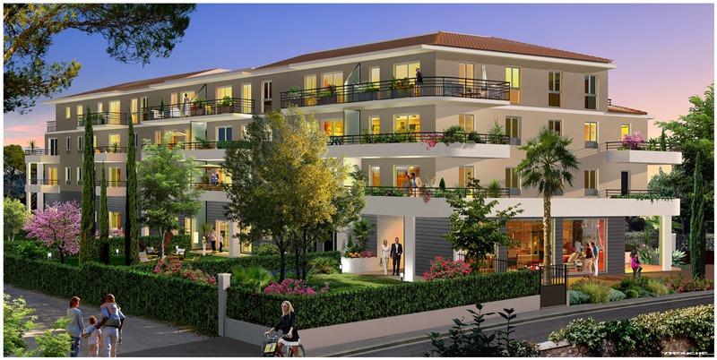 Appartement neuf, 61,03 m² La ré…