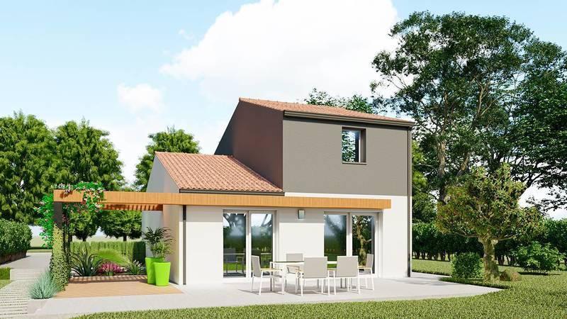 Maison neuve, 84 m² DECOU…