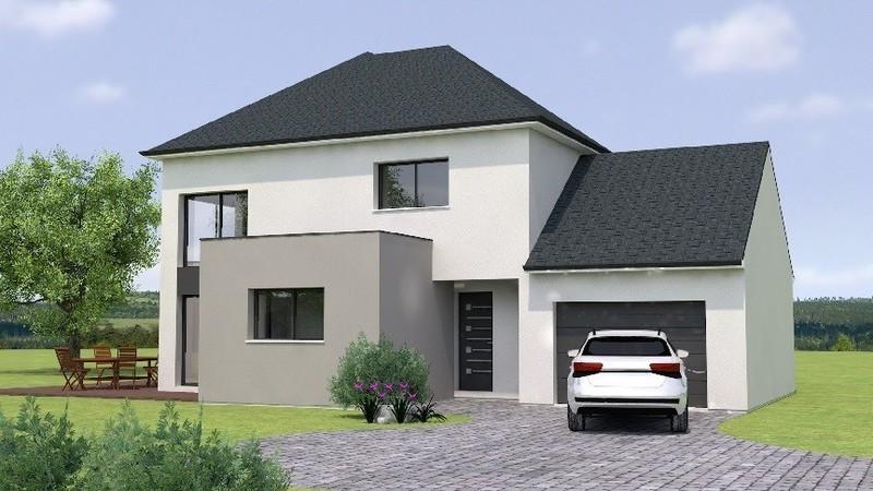 Maison neuve, 138 m² À Cha…