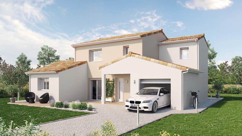 Maison neuve, 151 m² Idéal…