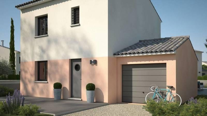 Maison neuve, 110 m² Proje…