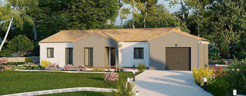Maison neuve, 103 m² Maiso…