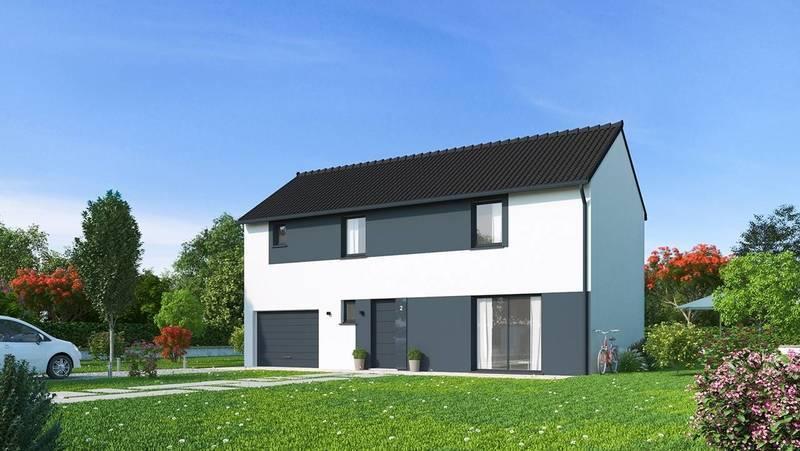 Maison neuve, 111 m² Beau …