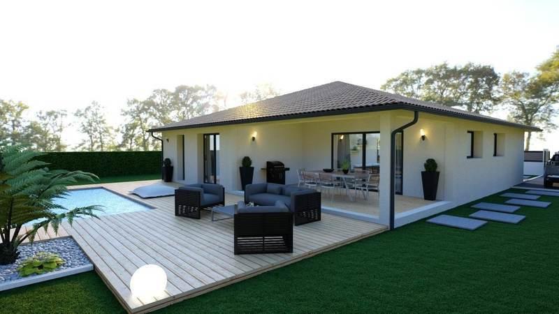 Maison neuve, 117 m² Rouqu…