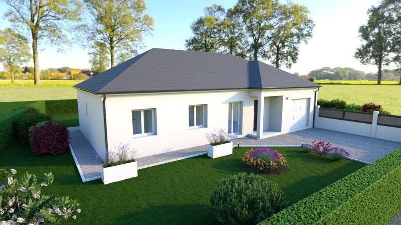 Maison neuve, 90 m² La Ch…