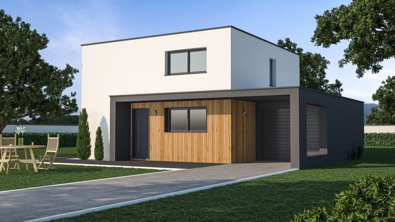 Maison neuve, 85 m² À ach…