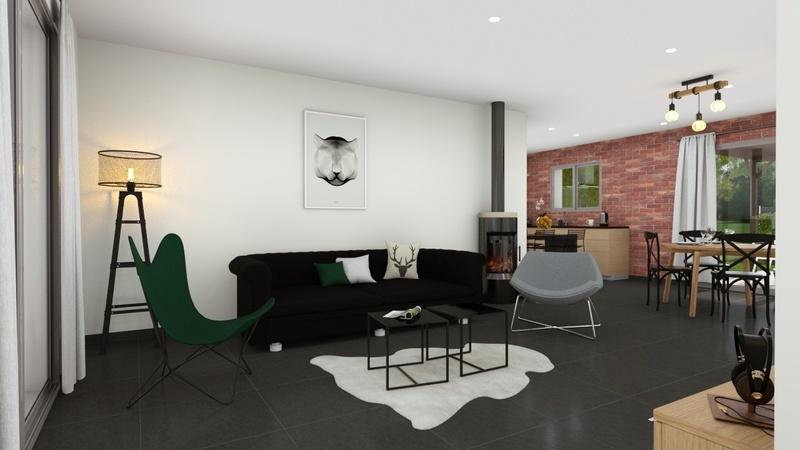 Maison neuve, 65 m² Rouqu…