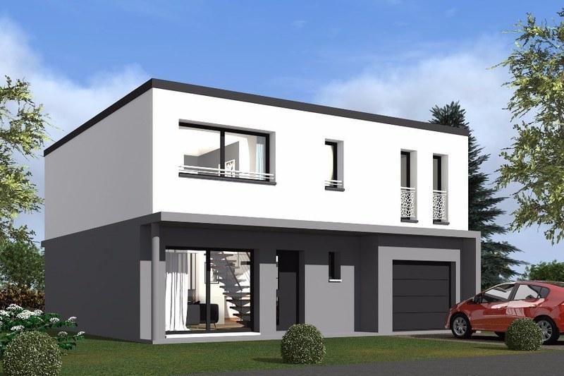 Maison neuve, 138 m² Millé…