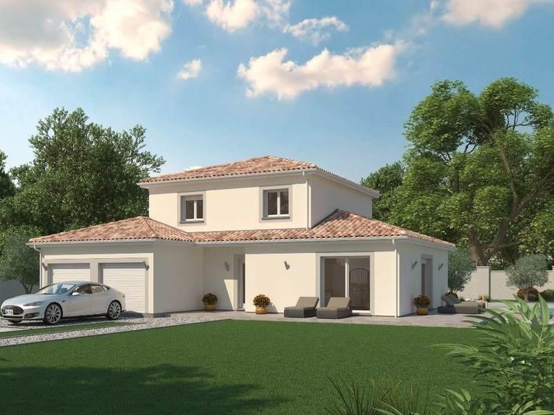 Maison neuve, 132 m² La ma…