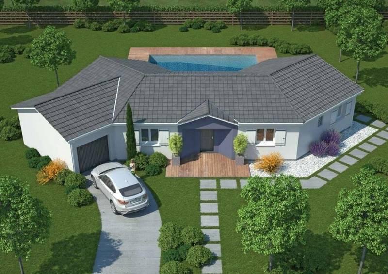 Maison neuve, 114 m² MCA v…