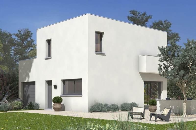 Maison neuve, 90 m² Vous …