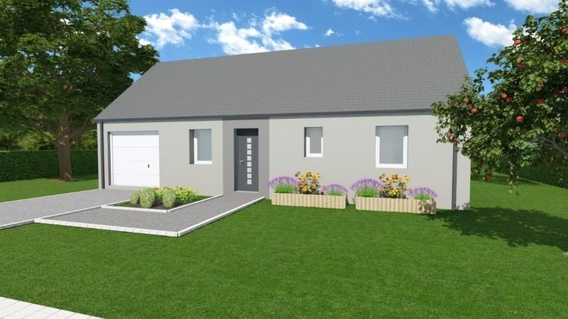 Maison neuve, 61 m² Idéal…
