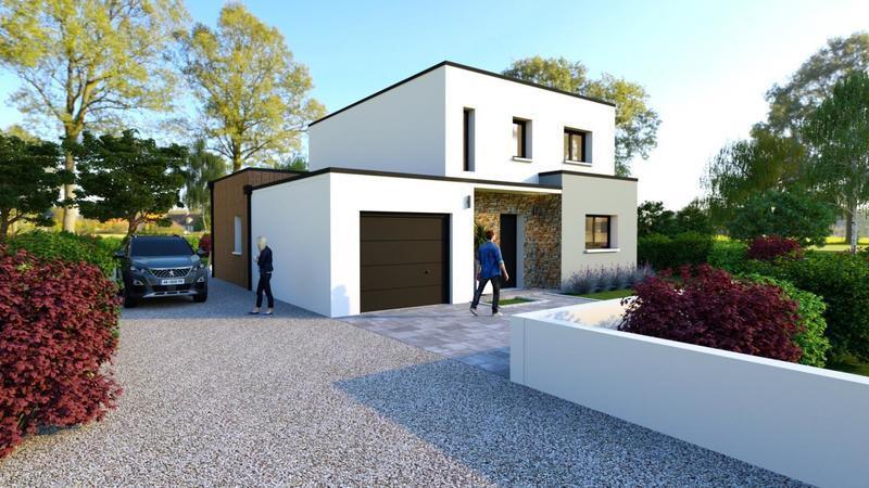 Maison neuve, 120 m² Nous …