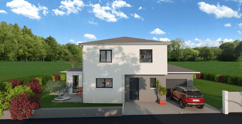 Maison neuve, 111 m² Maiso…