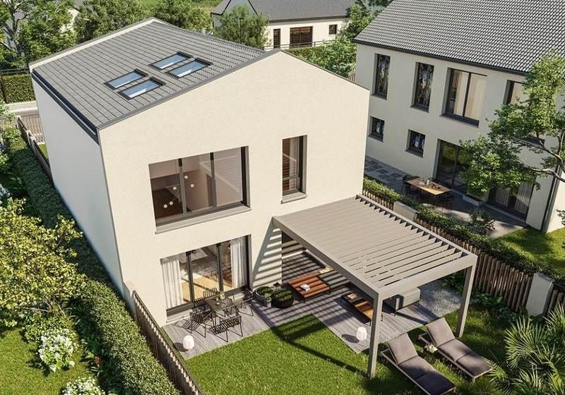 Maison neuve, 122 m² À ach…