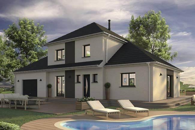 Maison neuve, 139 m² maiso…