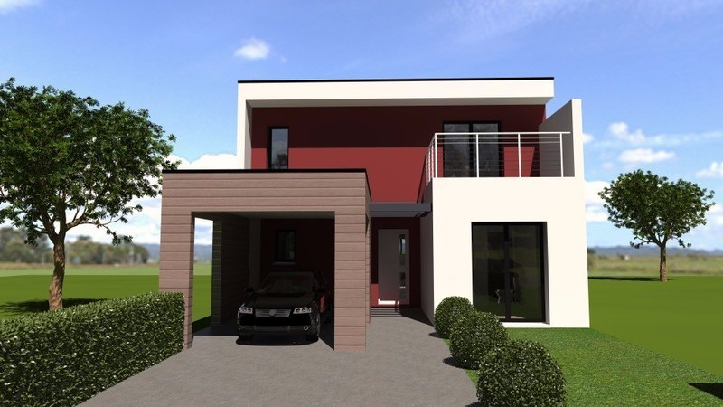 Maison neuve, 136 m² La ma…