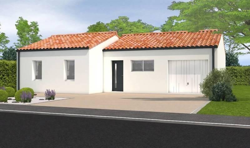 Maison neuve, 71 m² À Bea…