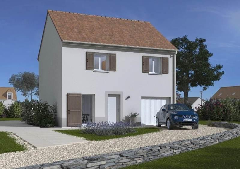 Maison neuve, 89 m² Ozoue…