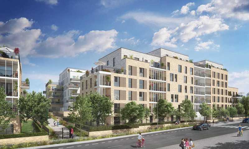 Appartement neuf, 55,7 m² NOUVE…