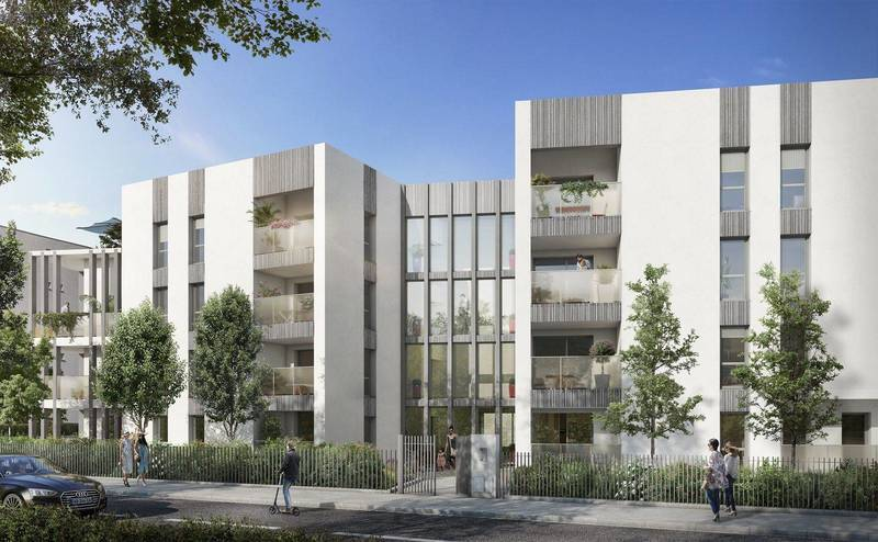 Appartement neuf, 39,9 m² CALUI…