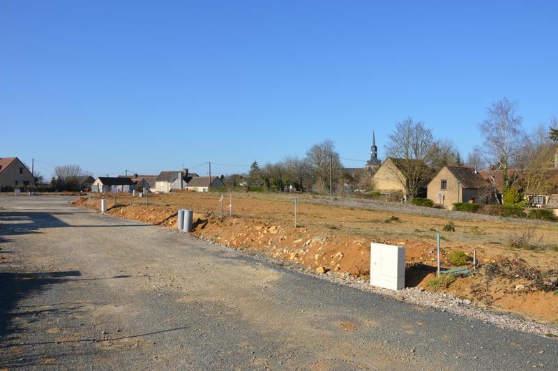 Terrain à bâtir, 400 m² Vend …