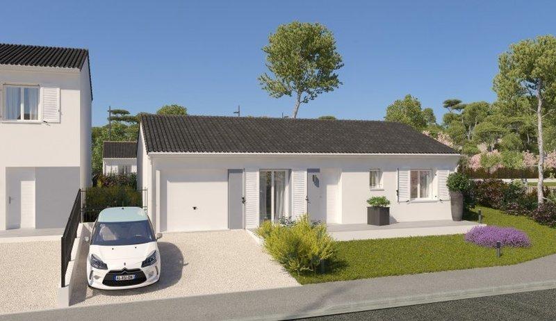Maison neuve, 78 m² TRÈS …