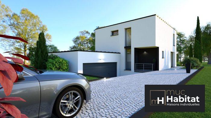 Maison neuve, 100 m² Muc H…