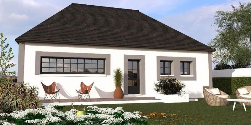 Maison neuve, 123 m² La Wa…
