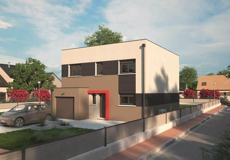 Maison neuve, 128 m² Crécy…