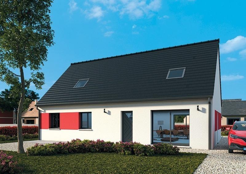 Maison neuve, 147 m² À Soi…