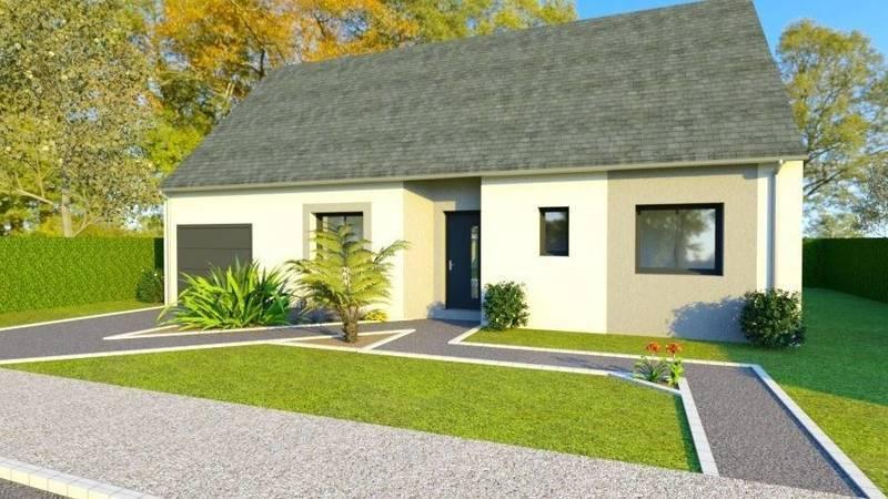 Maison neuve, 83 m² Laiss…