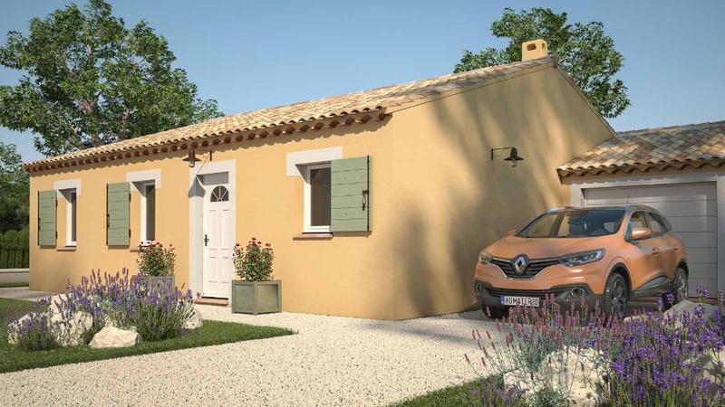 Maison neuve, 94 m² LE LU…