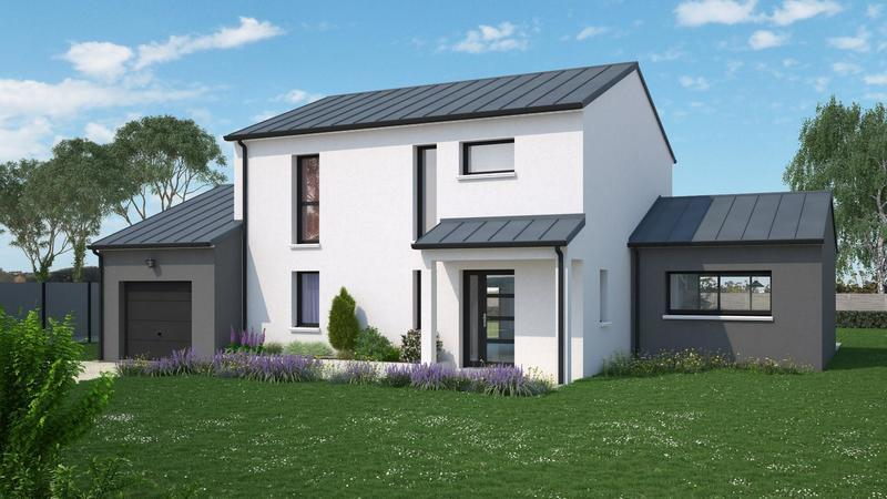 Maison neuve, 150 m² Ideal…